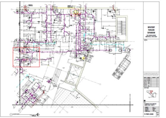 Shop Drawing created from BIM
